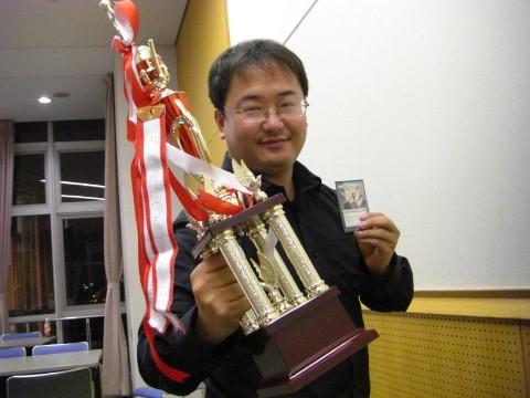 LMC Championships 2009 Champion : 増野良輔